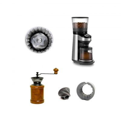 conical coffee grinders