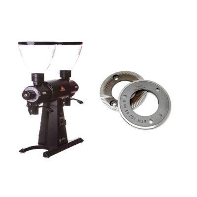 disc burr coffee grinder